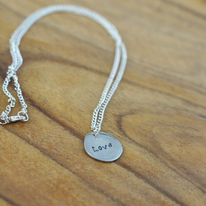 Love necklace (1 of 1)