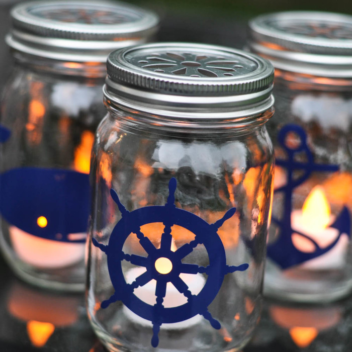Nautical Mason Jar Lantern Tutorial - sq - Suburble.com (1 of 1)