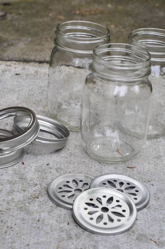 Nautical Mason Jar Lantern Tutorial - the supplies -  Suburble.com (1 of 1)