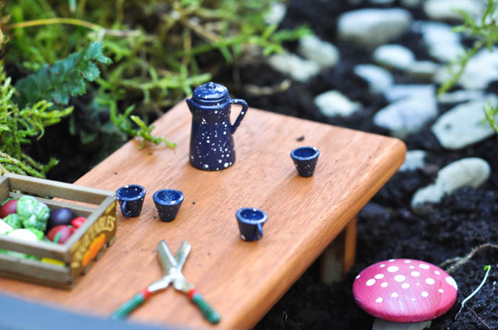 Tea in the Fairy Garden - Suburble  (1 of 1)