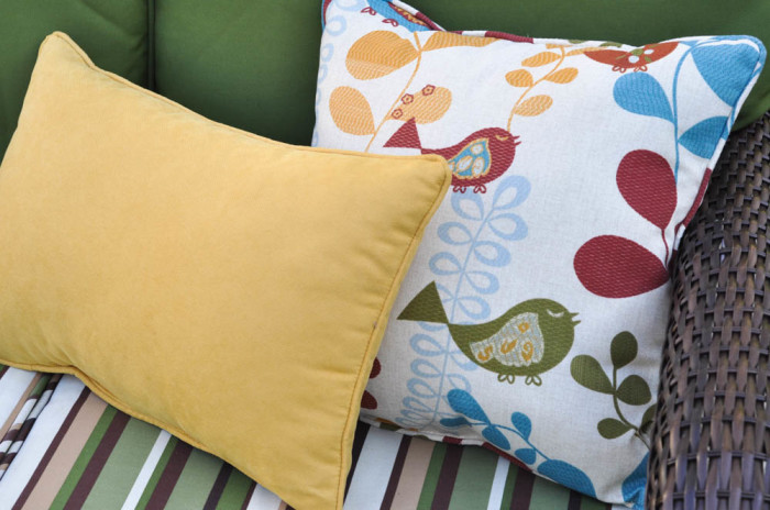 Accent Pillows from Pier 1 - Suburble.com (1 of 1)