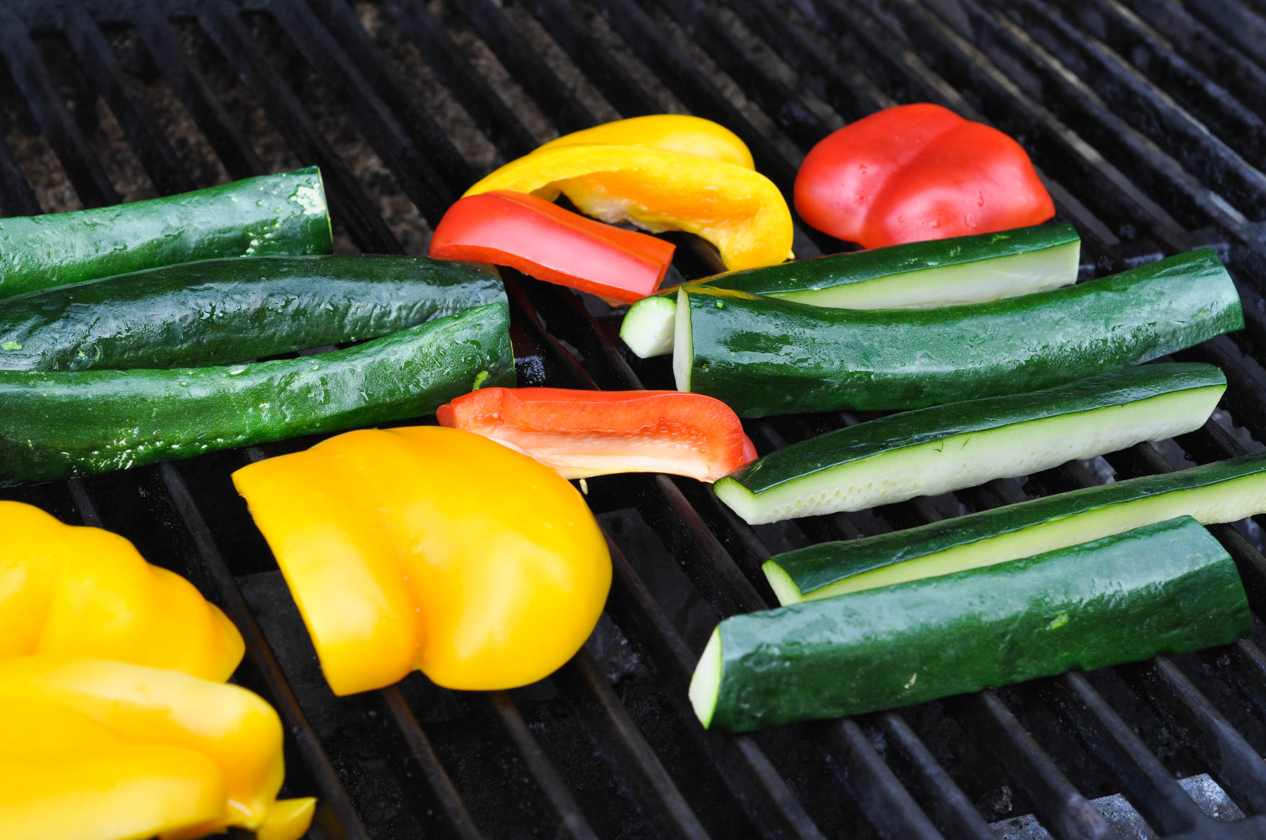 Grilled Veggies - Suburble.com (1 of 1)