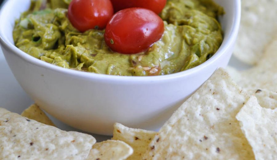 Curried Guacamole