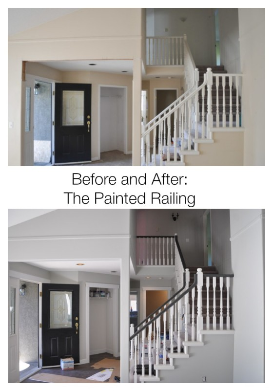 The Painted Railing