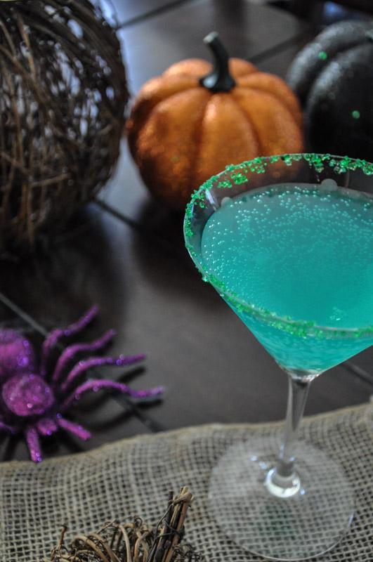 Witches' Brew Martini Recipe - Suburble.com-1