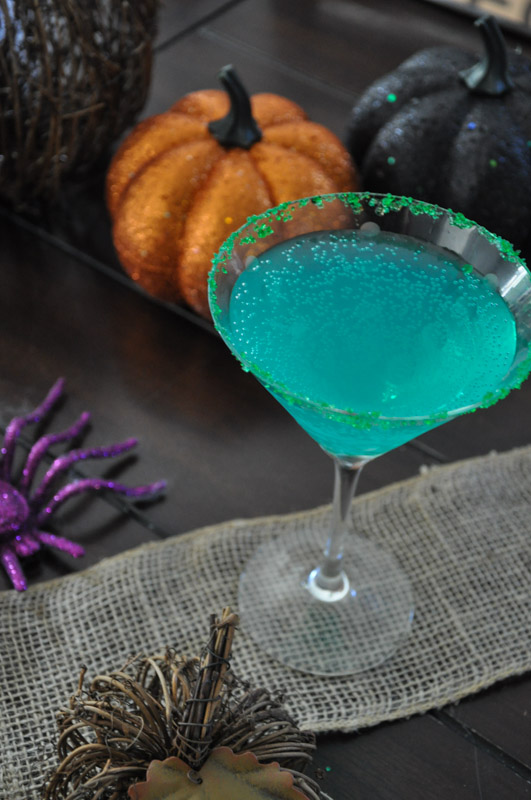 Witches' Brew Martini - Suburble.com-1