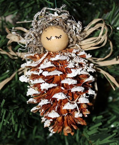 Angel Pinecone