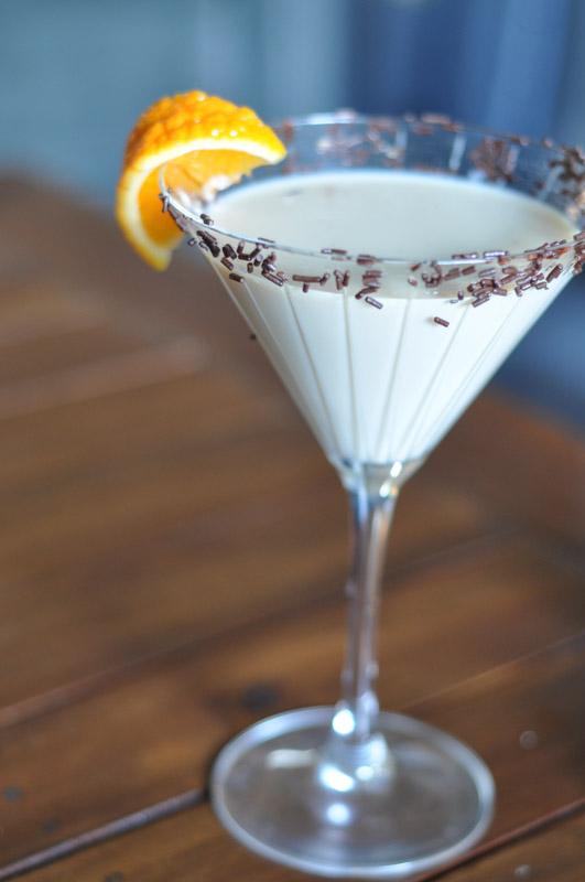 Chocolate Orange Martini Recipe - Suburble.com-1