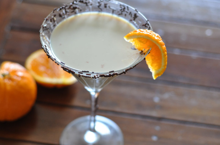 Chocolate Orange Martini -  Recipe - Suburble.com-1