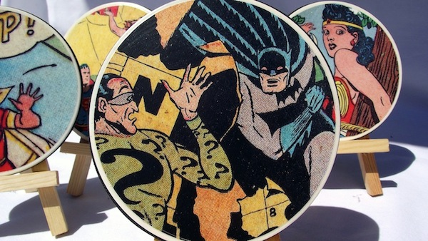 DIY-comic-book-coasters