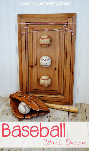 Easy-Baseball-Wall-Decor-at-www.thebensonstreet.com_