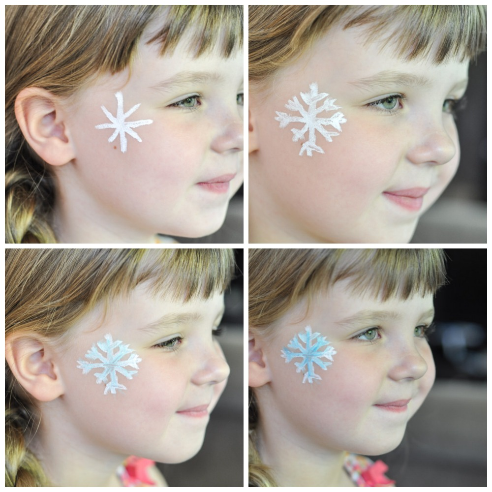 Face Painting Snowflake Jpg 1000 Clownin Around Again Pinterest Paintings And