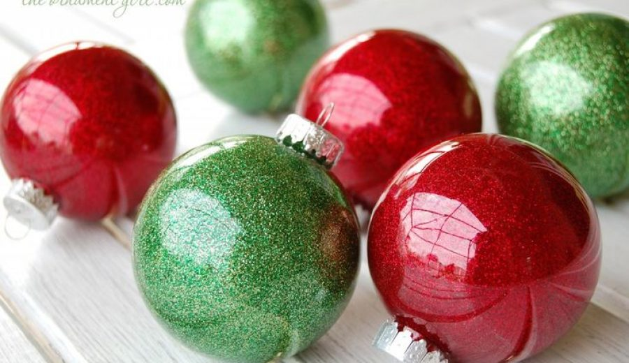 30 Kid-Friendly Handmade Christmas Ornaments