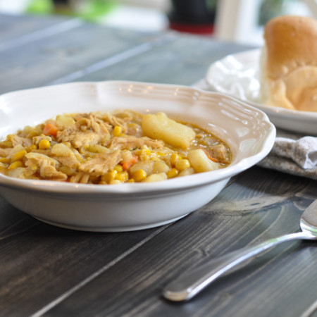 Turkey Stew with Leftovers - Suburble.com-1