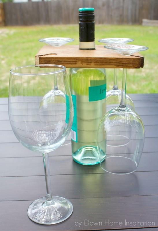 Wine Bottle Holder 3