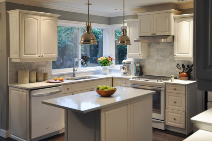 Kitchen After With Pendant Lights - Suburble.com-1