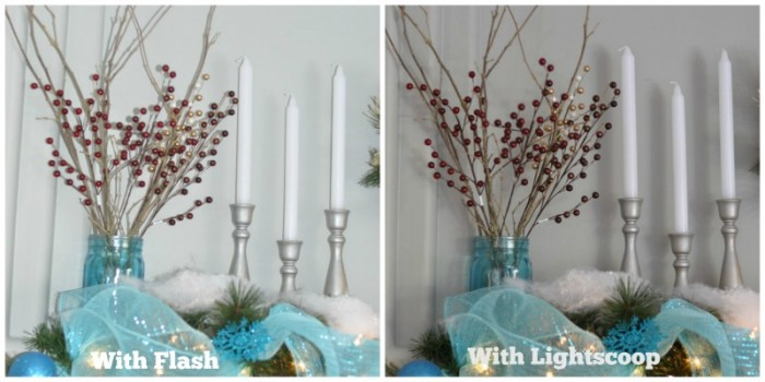 Mantel BeforeAfter