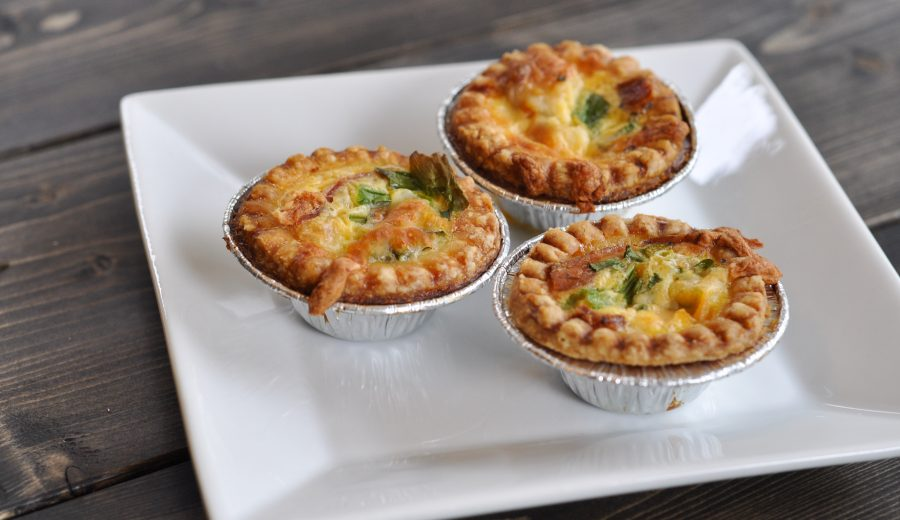 Kids Can Cook: Mini Quiches