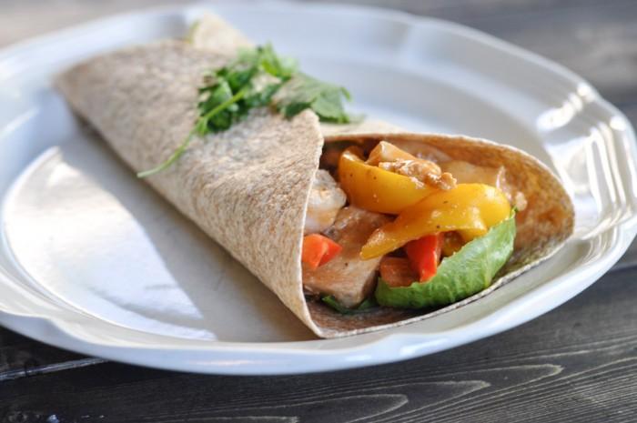 Monterey Chicken Fajita Recipe - Suburble.com-1