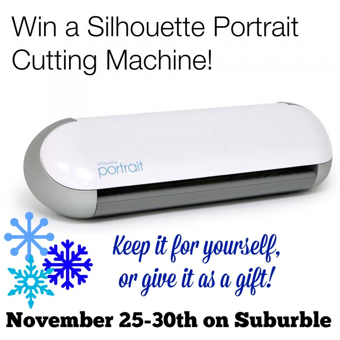 Silhouette Giveaway Nov 25-30