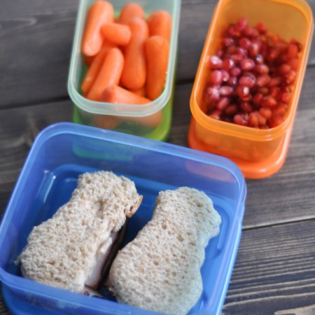 Kids Can Cook- Make your own lunch-7
