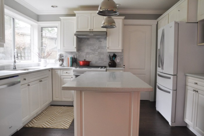 Kitchen After with White Ice-1