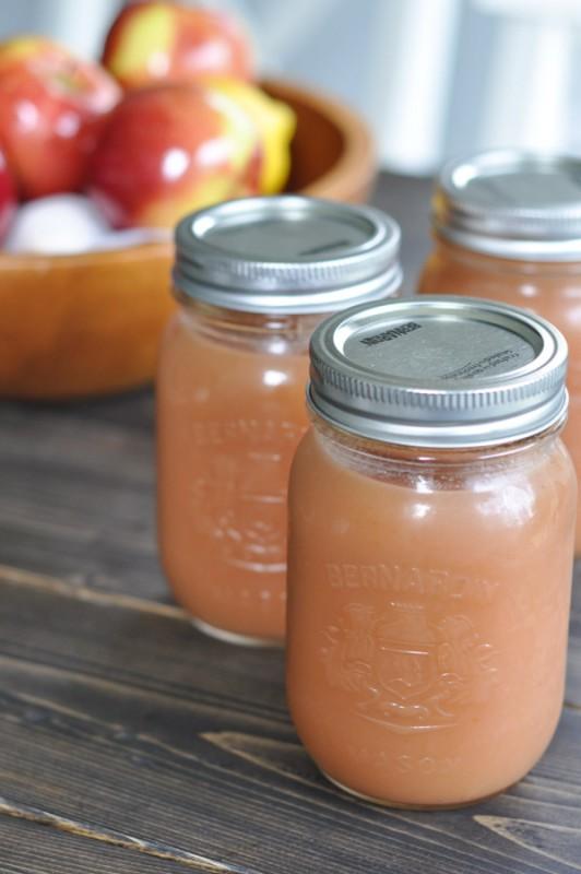 Crockpot Applesauce -1
