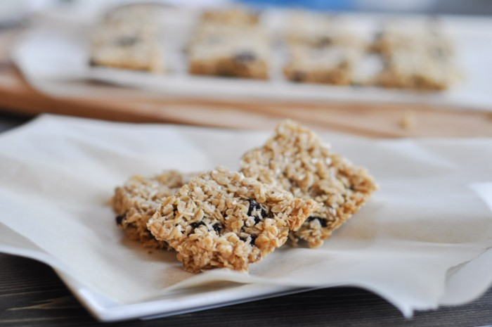 Granola Bars with Oats and Honey-6-3