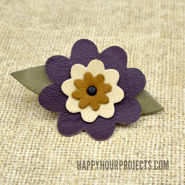 Leather-Floral-Barrette-3