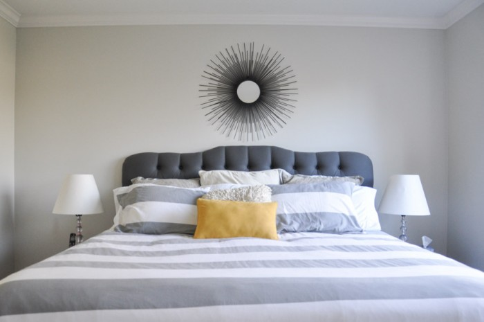 Wayfair Headboard White Headboard Wayfair Headboard And: The Master Bedroom: The Beginning Of The Grown-up Space