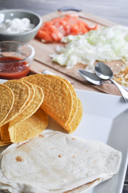 Weeknight Taco Recipe with Campbell's Tomato Soup-1