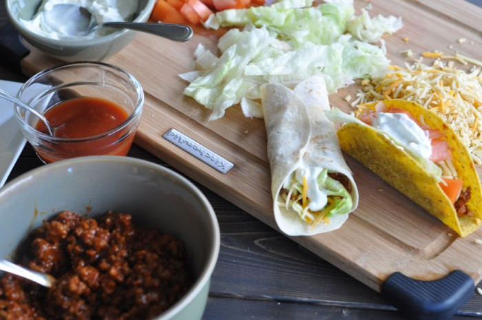 Weeknight Taco Recipe with Campbell's Tomato Soup-4