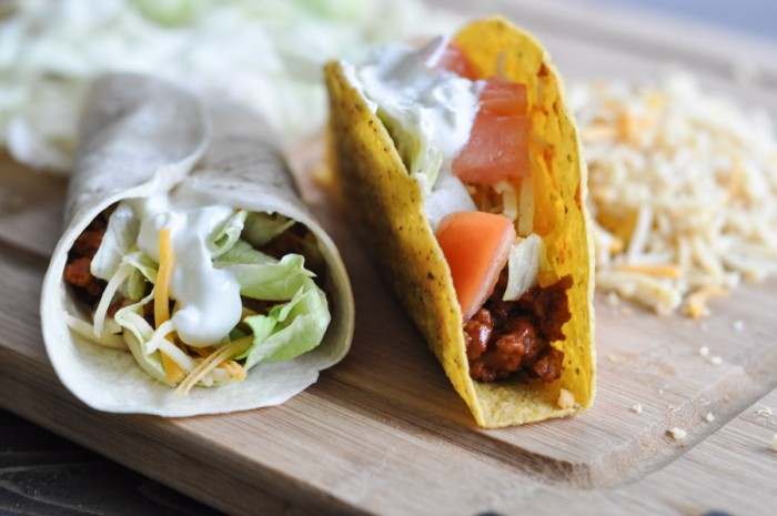 Weeknight Taco Recipe with Campbell's Tomato Soup-6