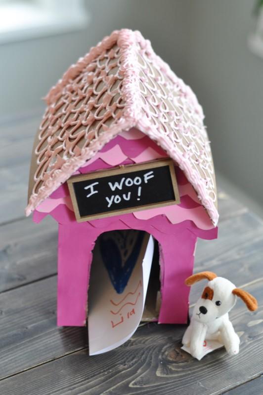 Dog House Valentine's Day Dog House-14