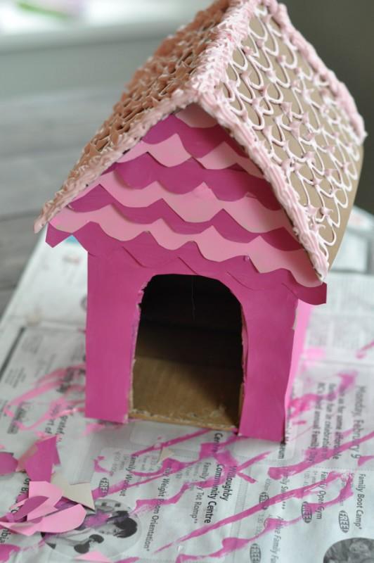 Dog House Valentine's Day Dog House-9