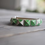 The easiest jewelry piece ever made: the slider bracelet