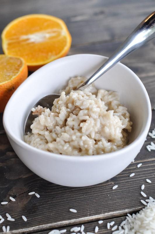 Coconut Milk Rice Pudding - Suburble