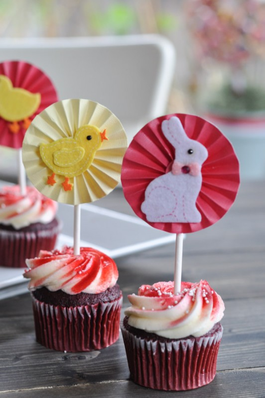 Easter Cupcake Toppers-5