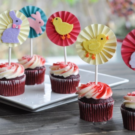 Easter Cupcake Toppers-6