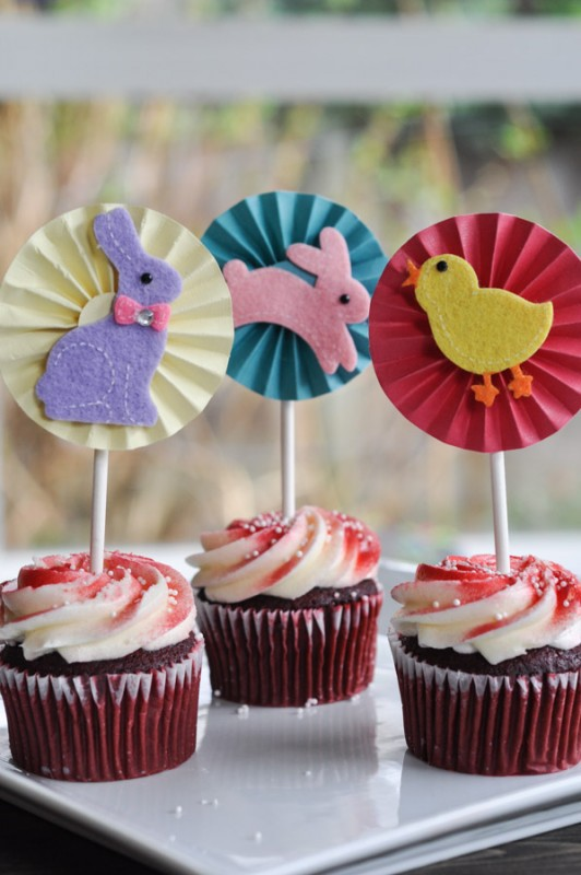 Easter Cupcake Toppers-8