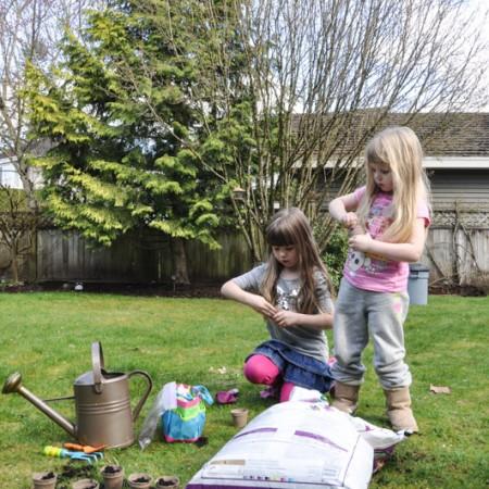 Gardening in the Springtime-3