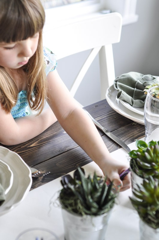 Kids' Spring Table Setting-9