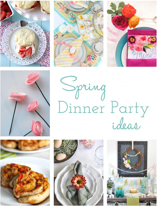 Spring Dinner Party Hop