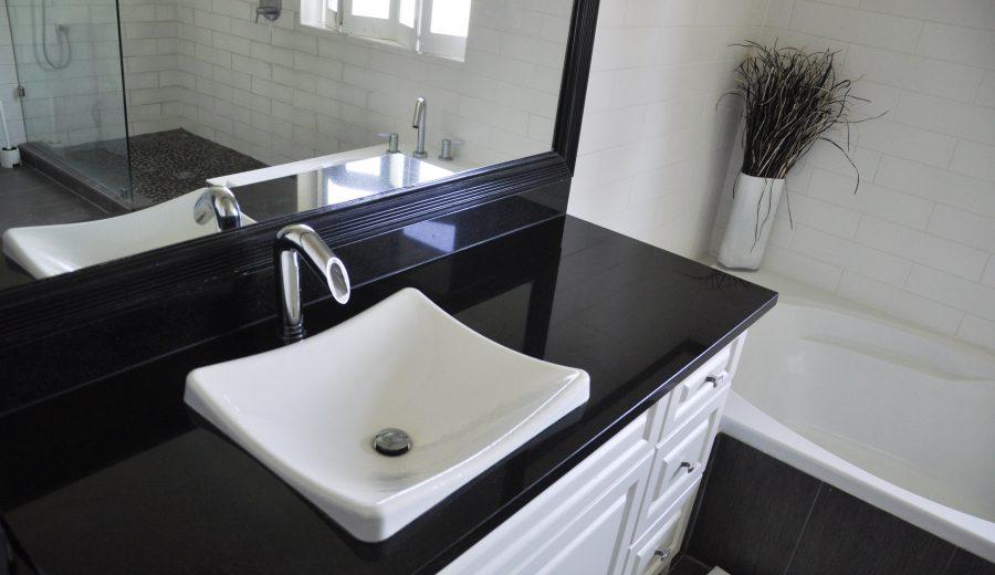 The Master Bath: A Blank Slate