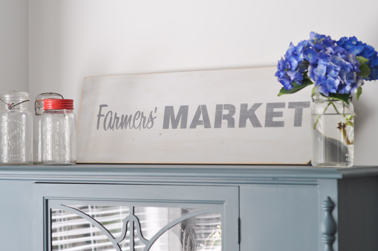 Farmer's Market Sign by Funky Junk Sigs-7