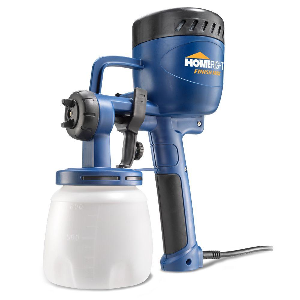 Win A Homeright Finish Max Paint Sprayer And Then Start