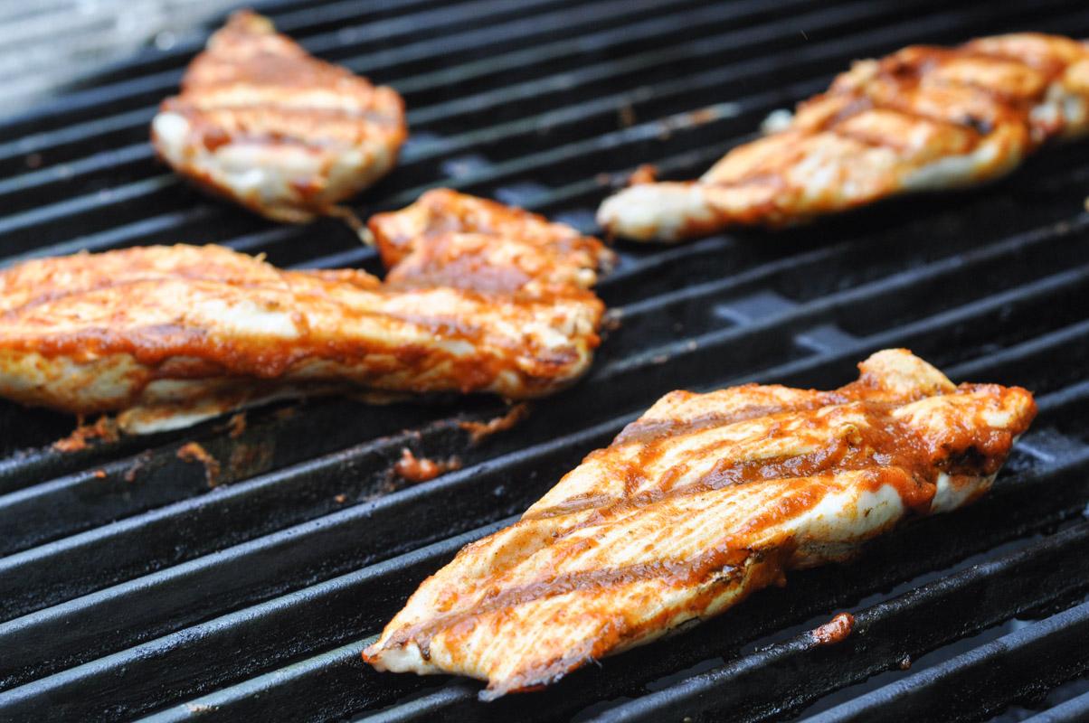 Pataks Tandoori Chicken Sald-3
