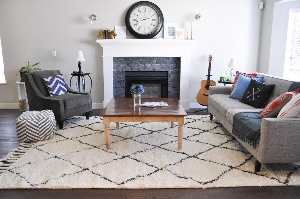 rug love the marrakesh shag suburble. Black Bedroom Furniture Sets. Home Design Ideas