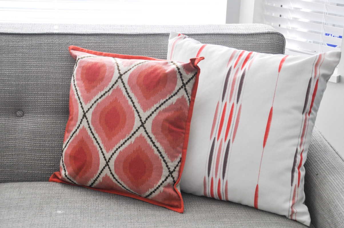 Pillow Central Coral and Blue Pillows-6