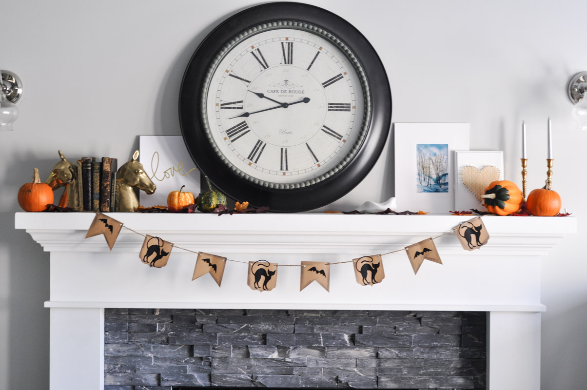 Halloween Banner With Sizzix BigShot - Bunting Tutorial-3